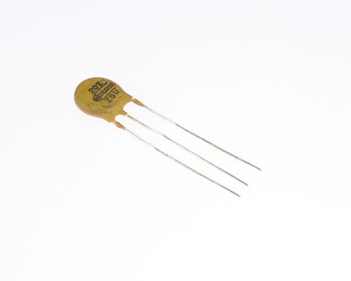 Picture of CD202M400V.55Z5U-3L BYAB capacitor 0.002uF 400V Ceramic Disc