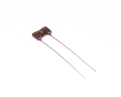 Picture of DM15FD511K03 GI capacitor 510pF 500V silver mica dipped