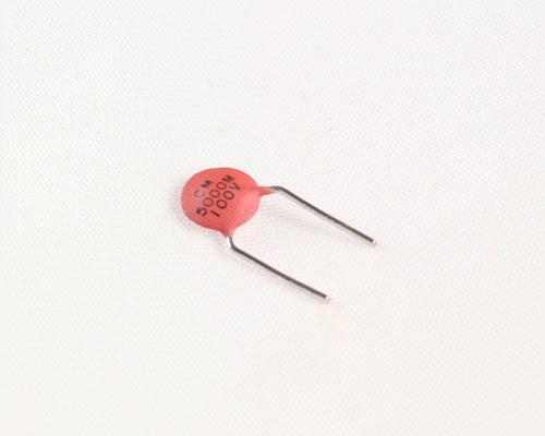 Picture of 562CFB101AE502MA02 SPRAGUE-CERAMITE capacitor 0.005uF 100V Ceramic Disc