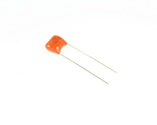 Picture of CRM103K400V CRM capacitor 0.01uF 400V Film Radial