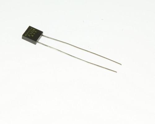 Picture of CKR06BX334KR AVX capacitor 0.33uF 50V Ceramic MONOLITHIC Radial