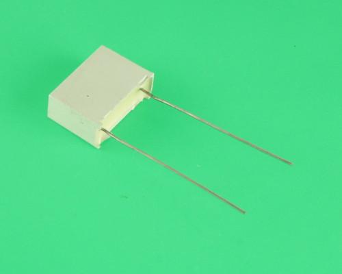 Picture of BC104X250V.5 FACEL capacitor 0.1uF 250V Film Metallized Polypropylene Radial
