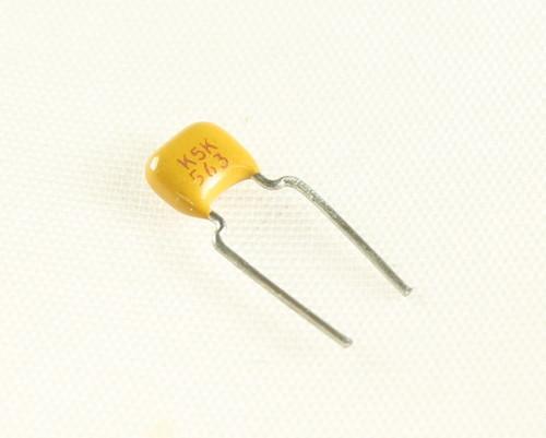 Picture of C322C563K5R5CA KEMET capacitor 0.056uF 50V Ceramic MONOLITHIC Radial