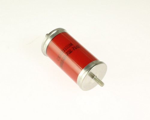 Picture of CX102J103M TMC capacitor 0.001uF 4000V Glass Axial