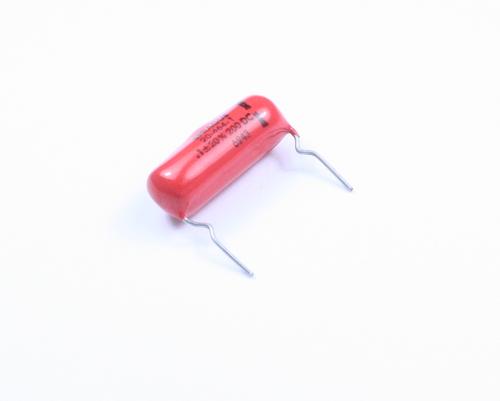 Picture of 220P10402BR57 SPRAGUE capacitor 0.1uF 200V Film Polypropylene Radial
