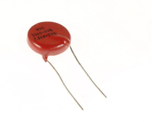 Picture of CD152Z7R5KV.8 MDC capacitor 0.0015uF 7500V Ceramic Disc