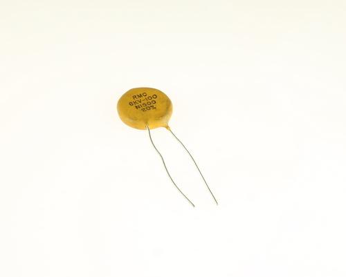 Picture of CD101M6KV.88 RMC capacitor 100pF 6000V Ceramic Disc