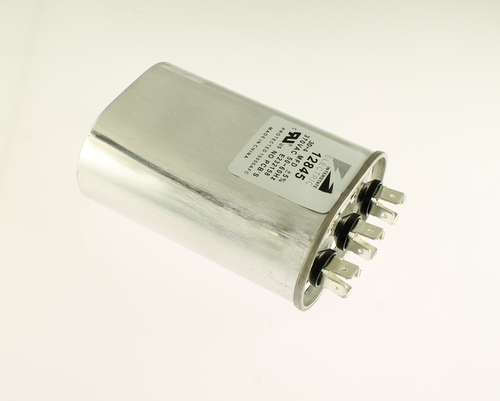 Picture of MRC30-370VACQT INTERSTATE ELECTRIC capacitor 30uF 370V Application Motor Run