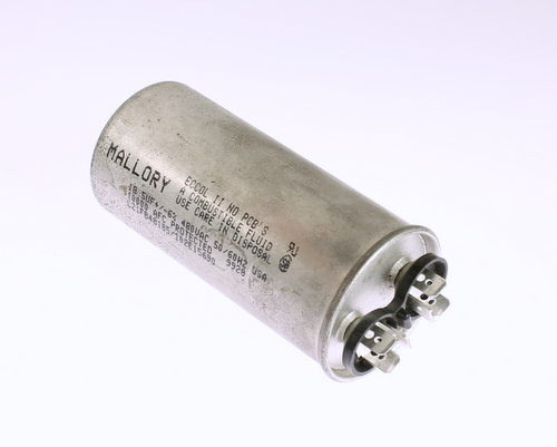 C21fb48185 Mallory 480vac Motor Run Capacitor Usa