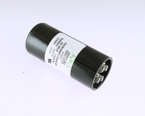 Picture of 092A030B330AD2A BARKER MICROFARADS (BMI) capacitor 30uF 330V Application Motor Start