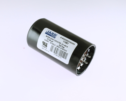Picture of 61B4D330072ECMS JARD-MARS capacitor 72uF 330V Application Motor Start