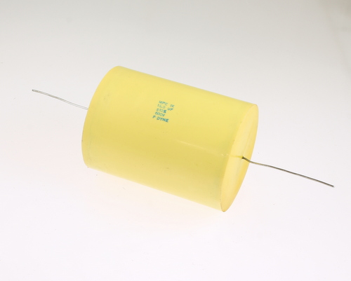 Picture of MPE1X-15.0-600-10 F-DYNE capacitor 15uF 600V Film Metallized Polyester Axial