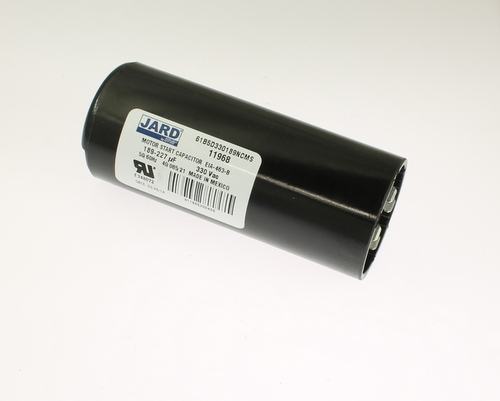 Picture of 61B5D330189NCMS JARD-MARS capacitor 189uF 330V Application Motor Start