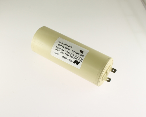 Picture of 005-4081-PQ MAGNETEK capacitor 48uF 240V Application Lamp Ballast