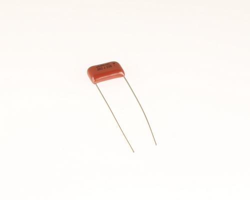 Picture of QXM2E823JTPT NICHICON capacitor 0.082uF 250V Film Radial