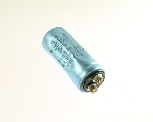 Picture of CGE552M40V1.5X3.25 BYAB capacitor 5,500uF 40V Aluminum Electrolytic Large Can Computer Grade