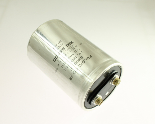 Picture of CGE682M160W4LLP SIC-SAFCO capacitor 6,800uF 160V Aluminum Electrolytic Large Can Computer Grade