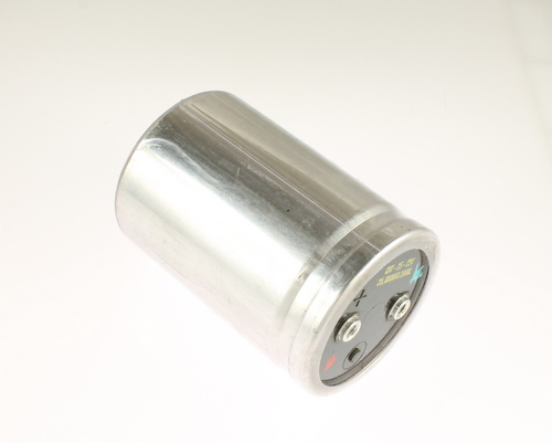 Picture of CGE253M25W3LLP SPRAGUE capacitor 25,000uF 25V Aluminum Electrolytic Large Can Computer Grade