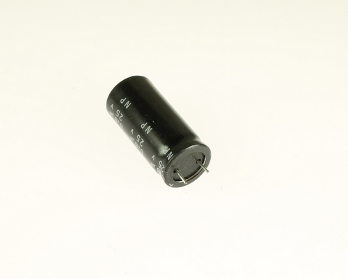 Picture of SR025M6R80S17 TEAPO capacitor 6.8uF 25V Aluminum Electrolytic RADIAL