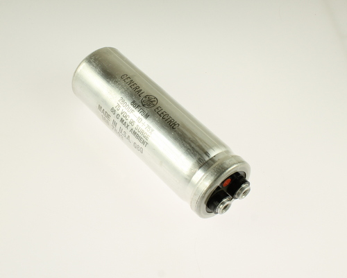 Picture of 86F175M GENERAL ELECTRIC capacitor 2,800uF 75V Aluminum Electrolytic Large Can Computer Grade