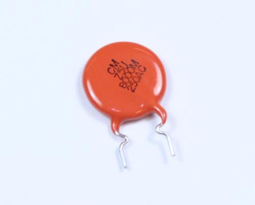 Picture of 30LVD80 CERAMITE capacitor 0.008uF 250V Ceramic Disc