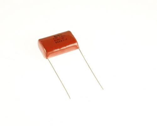 Picture of RM654K400V NIDEC capacitor 0.65uF 400V Film Radial