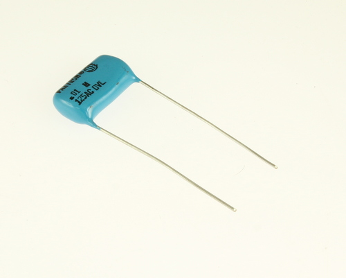 Picture of 103MACDVL1950M PAKTRON capacitor 0.01uF 125V Film Metallized Polyester Radial