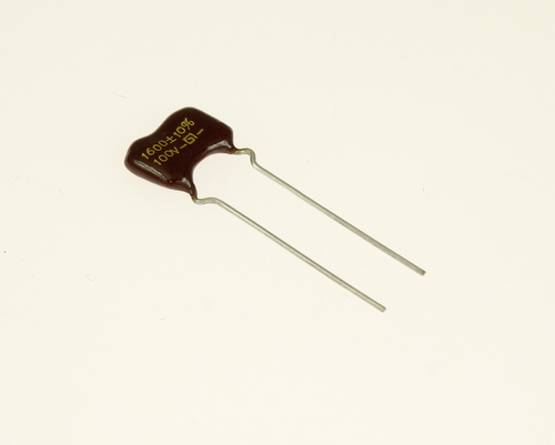 Picture of DM19FA162K03CL GI capacitor 0.0016uF 100V Silver Mica Dipped