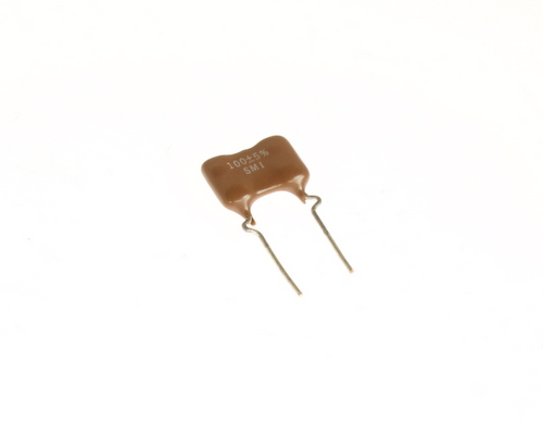 Picture of DM19FD101J03-CL SEMCO capacitor 100pF 500V Silver Mica Dipped