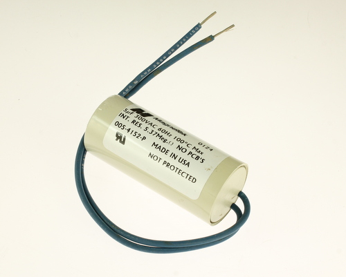 Picture of 005-4152-P MAGNETEK capacitor 5uF 300V Application HID Lighting