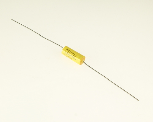 Picture of WR74K2334 SFE / WESTCAP capacitor 0.33uF 300V Film Metallized Polycarbonate Axial