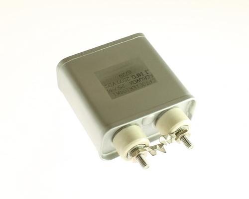 Picture of CP70E1EK104K1 AEROVOX capacitor 0.1uF 2500V OIL Hermetically Sealed Radial