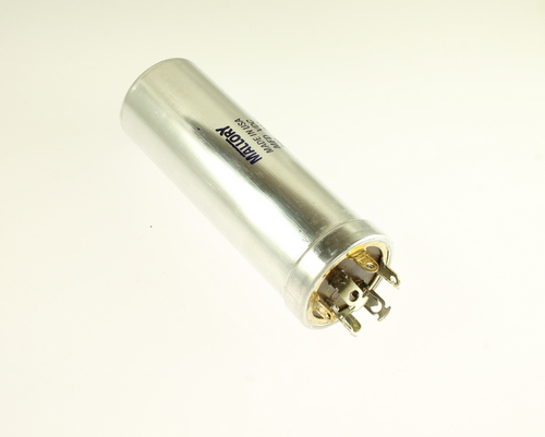 Picture of FP412.13 MALLORY capacitor 160uF 200V Aluminum Electrolytic Large Can Twist Lock