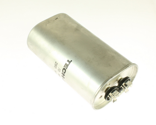 Picture of MRC700-280VACQT TECH-CAP capacitor 70uF 280V Application Motor Run