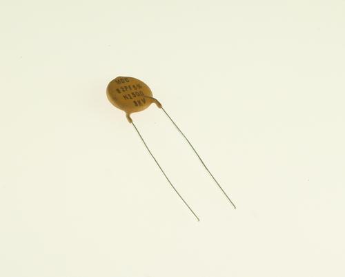Picture of CD820J3KV.5 MDC capacitor 82pF 3000V Ceramic Disc