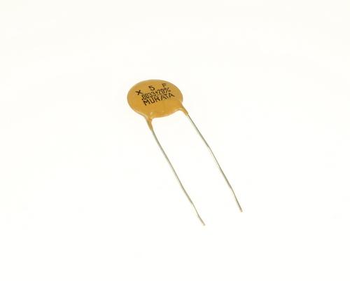 Picture of CD332M500VX5F55 MURATA capacitor 0.0033uF 500V Ceramic Disc