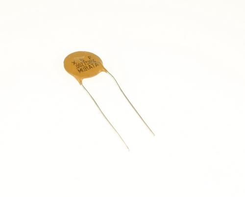 Picture of CD272K500VX5F55 MURATA capacitor 0.0027uF 500V Ceramic Disc