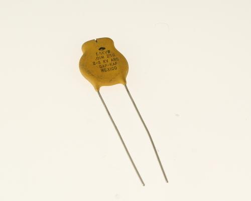 Picture of CD103M1500VR68 PHILIPS capacitor 0.01uF 1500V Ceramic Disc