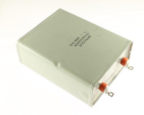 Picture of CP70B1EG805K SPRAGUE capacitor 8uF 1000V OIL Hermetically Sealed Radial