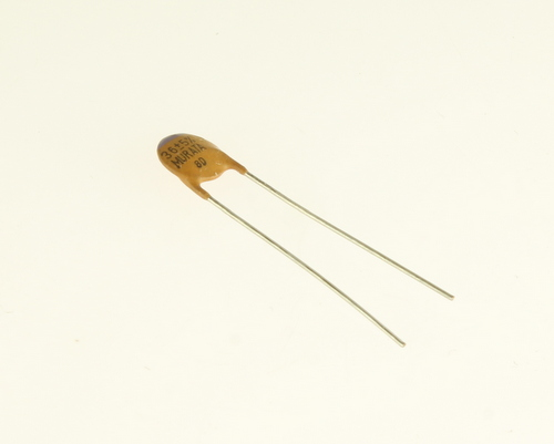 Picture of CD360J500V.34 MURATA capacitor 36pF 500V Ceramic Disc
