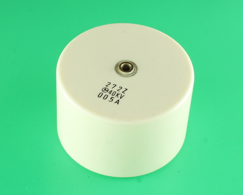 Picture of DHS60Z5V272Z40K MURATA capacitor 0.0027uF 40000V Ceramic Transmitting