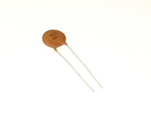 Picture of CD332M1KV.5Z5U ISKRA capacitor 0.0033uF 1000V Ceramic Disc