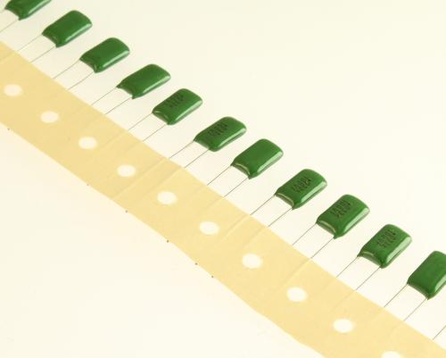 Picture of RM333K100V-.2 BYAB capacitor 0.033uF 100V Film Radial