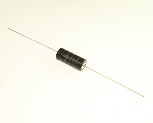 Picture of TC50X MALLORY capacitor 5uF 250V Aluminum Electrolytic Axial