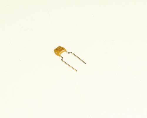 Picture of C322C103ZR5CA KEMET capacitor 0.01uF 100V Ceramic MONOLITHIC Radial