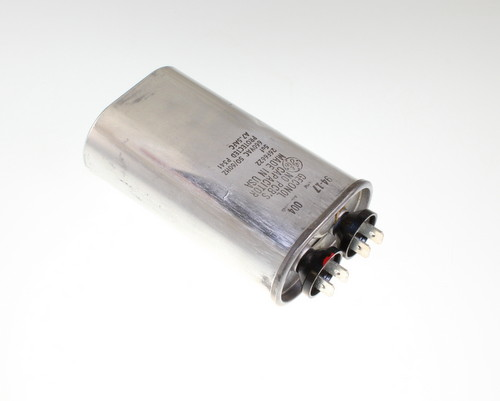 Picture of 26F6622 GENERAL ELECTRIC capacitor 5uF 660V Application Motor Run