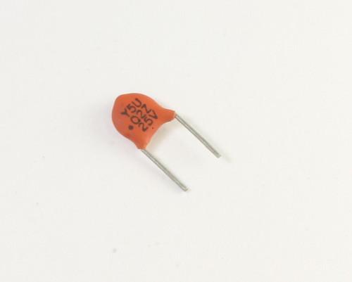 Picture of CD203Z25V.25Y5UFL CERAMITE capacitor 0.02uF 25V Ceramic Disc