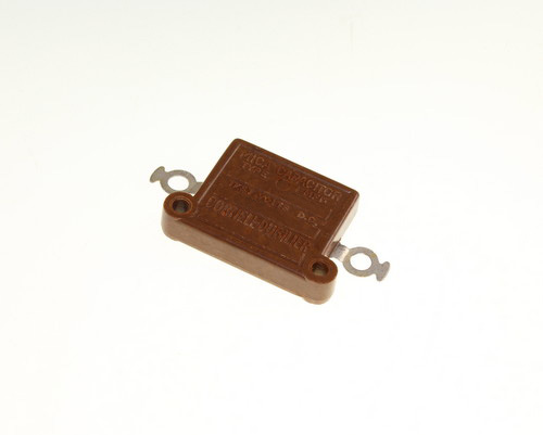 Picture of 4-12020KB CDE capacitor 0.002uF 600V Silver Mica Transmitting