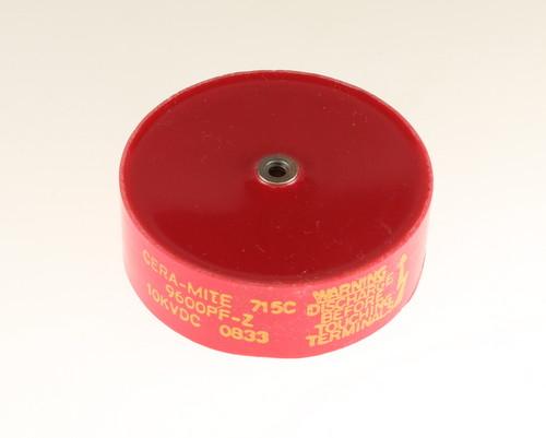 Picture of 715CPP103HK962Z VISHAY capacitor 0.0096uF 10000V Ceramic Transmitting