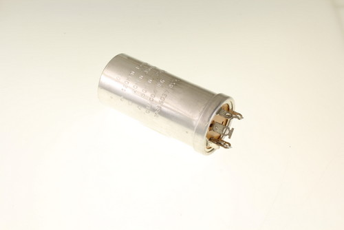 Picture of 10816037 BYAB capacitor 120uF 150V Aluminum Electrolytic Large Can Twist Lock